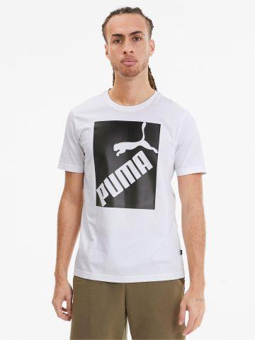 טי שירט עם לוגו בוקס של PUMA