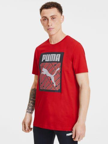טי שירט לוגו בוקס / גברים של PUMA