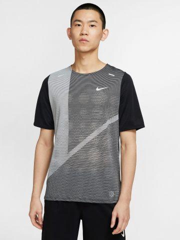 חולצת ריצה Rise 365 של NIKE