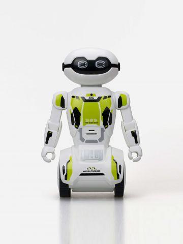 Silverlit מקרובוט אינטראקטיבי עם שלט / 5+