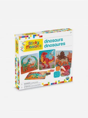 ORB סטיקי מוזאיק גדול דינוזאורים / 5+
