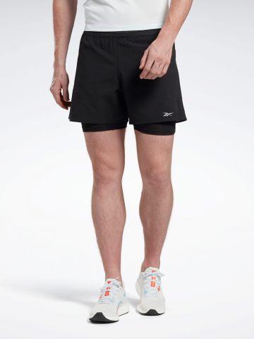 מכנסי ריצה קצרים של REEBOK