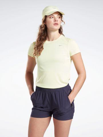 חולצת ריצה מבד מנדף Speedwick