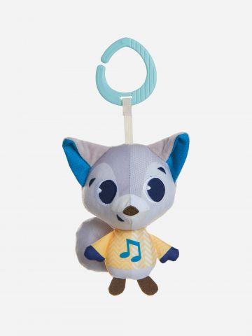 בובה מנגנת רוב האסקי