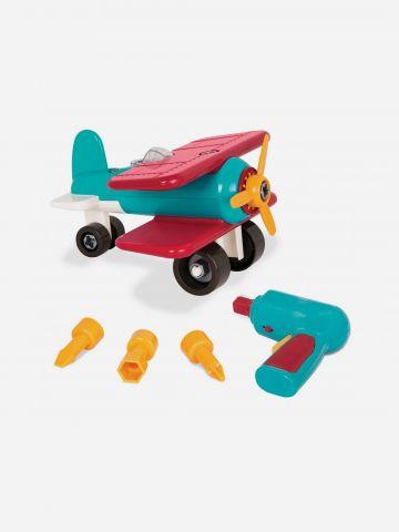אווירון להרכבה עם מברגה / 3+ של SHILAV