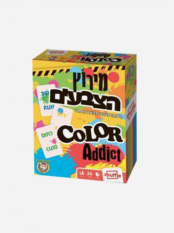 מירוץ הצבעים משחק צבעוני בקצב מסחרר / 7+