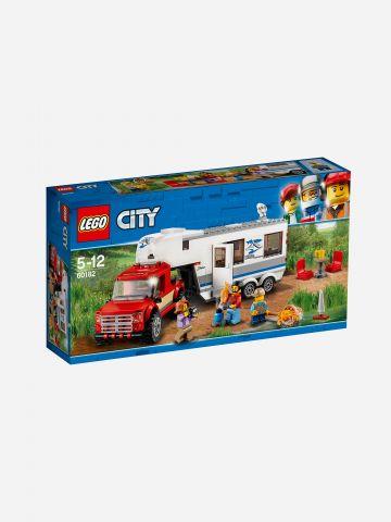 Lego City Pickup & Caravan  / 5-12