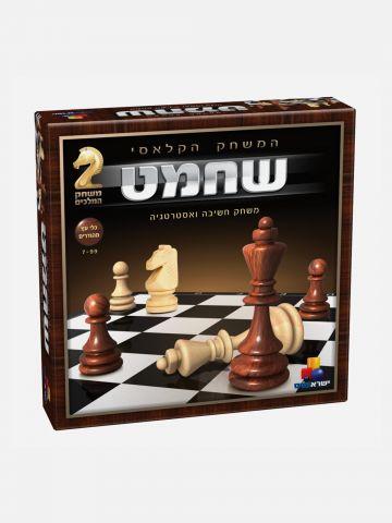 שחמט עץ / 7+
