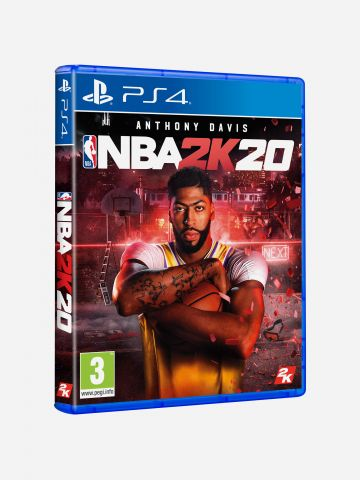 NBA 2K20 Standard Edition / PlayStation 4