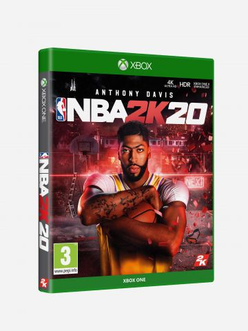 NBA 2K20 Standard Edition / Xbox One של TOYS