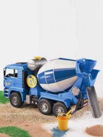 צעצוע משאית מערבל בטון / 3+ של TOYS