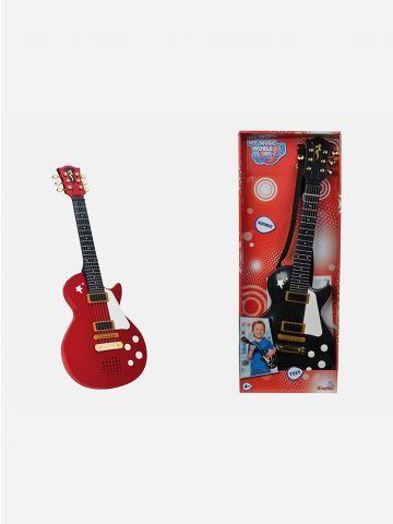 גיטרה רוק חשמלית / +3