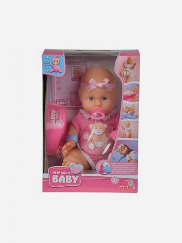 בובת תינוק נולד / 3+