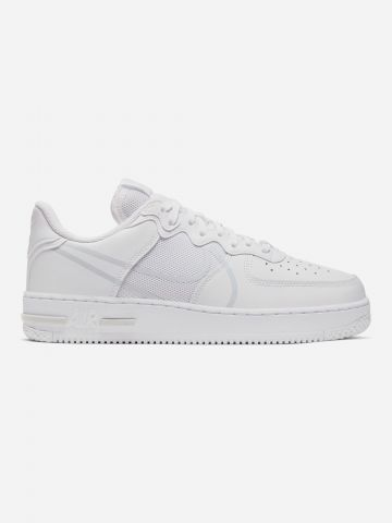 סניקרס עור Air Force 1 React / גברים של NIKE