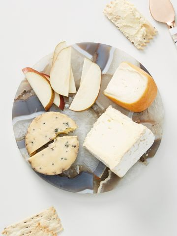 מגש גבינות אבן אגט