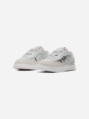 נעלי סניקרס עור Squash-Tytpe / בייבי