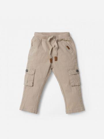 מכנסיים ארוכים עם כיסים / N.B-3Y