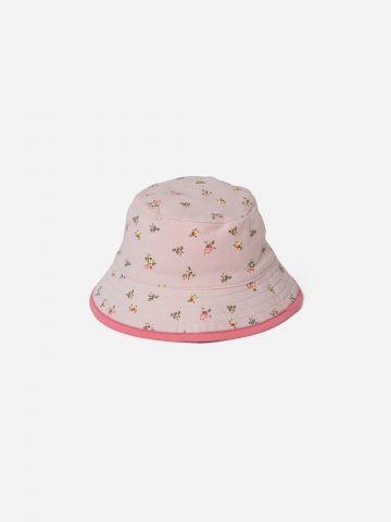 כובע באקט דו צדדי / בייבי