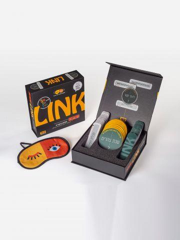 Link משחק קישורים / 8+