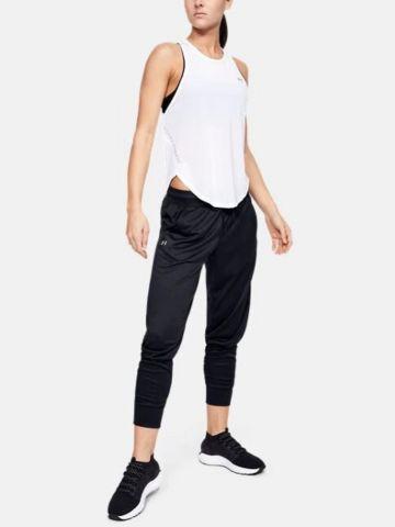 מכנסיים ארוכים עם לוגו Tech