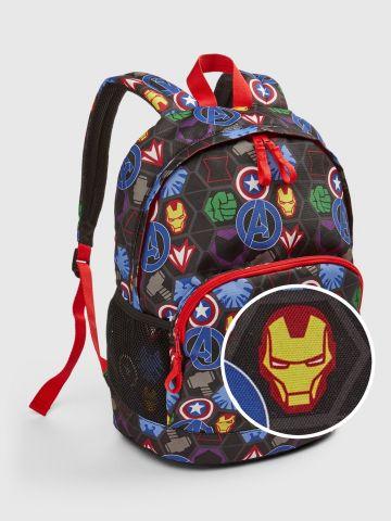 תיק גב בהדפס Avengers / בנים של GAP