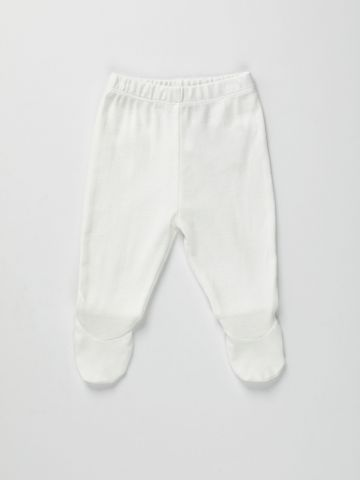 מארז 3 מכנסיים עם רגליות / N.B-6M