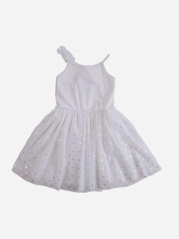 שמלת בלרינה עם חצאית טול / בנות