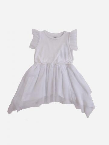 שמלת נצנצים עם טול / בנות