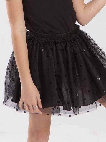 חצאית מיני טול / בנות של MINENE