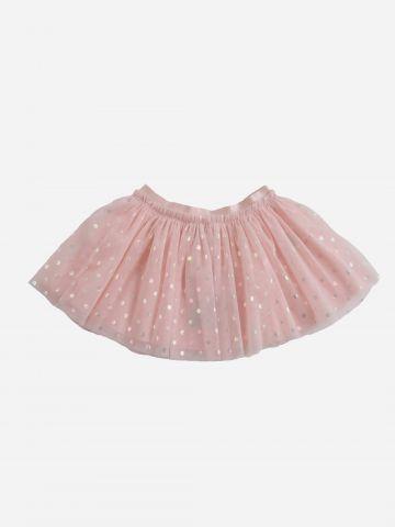 חצאית מיני טול / בנות