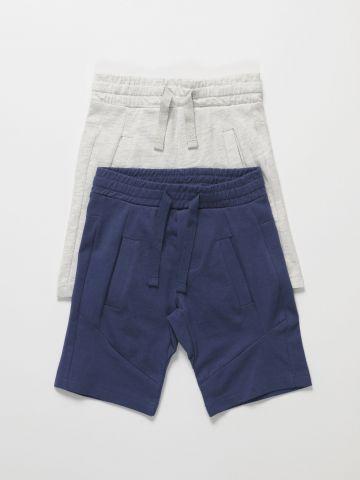 מארז 2 מכנסיים קצרים / בנים