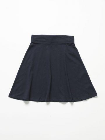 חצאית מיני מתרחבת /בנות