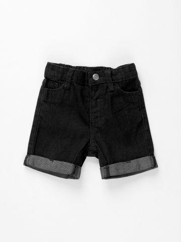 מכנסי ג'ינס קצרים / 3M-3Y