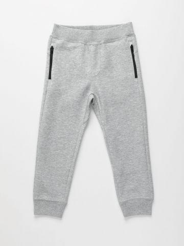 מכנסי טרנינג ארוכים עם כיסים / בנים