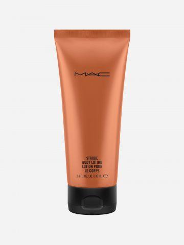 קרם לחות וזוהר לגוף Strobe Body Lotion Bronzing של MAC