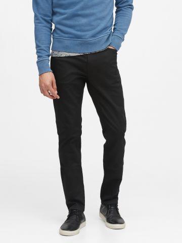 מכנסיים ארוכים בגזרת Slim