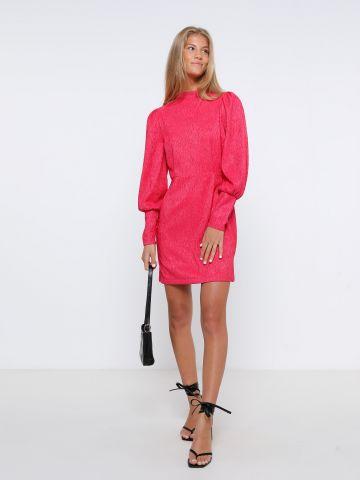 שמלת מיני קרפ עם פתח בגב של GLAMOROUS