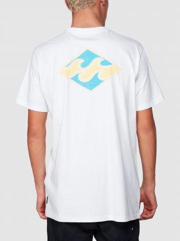 טי שירט עם הדפס לוגו של BILLABONG