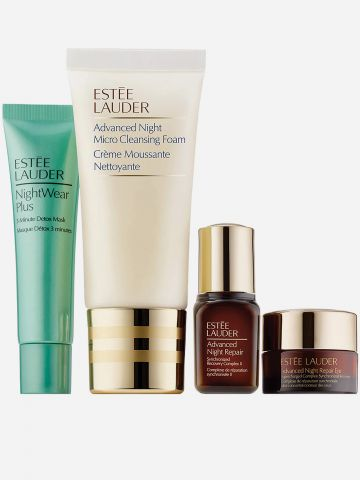 סט טיהור לילי  NightTime Detox Set של ESTEE LAUDER