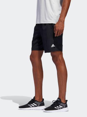 מכנסי אימון קצרים עם כיסים