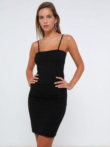 שמלת מיני בייסיק צמודה
