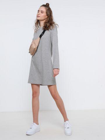 שמלת מיני עם כריות בכתפיים של TERMINAL X