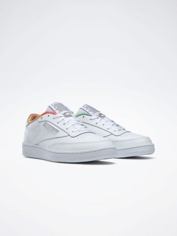 סניקרס עור Club C 85 PRIDE Collection /גברים של REEBOK