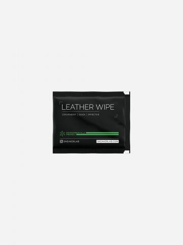 מארז 12 מגבונים לנעלי עור של SNEAKER LAB