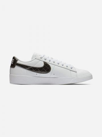 סניקרס עור Nike Blazer Low / נשים