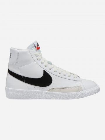 סניקרס עור גבוהות Nike Blazer Mid / בנים של NIKE