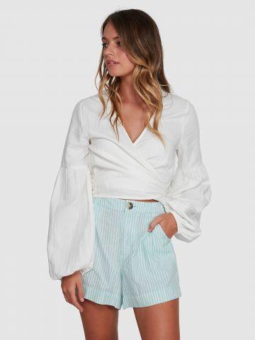 מכנסיים קצרים בהדפס פסים של BILLABONG