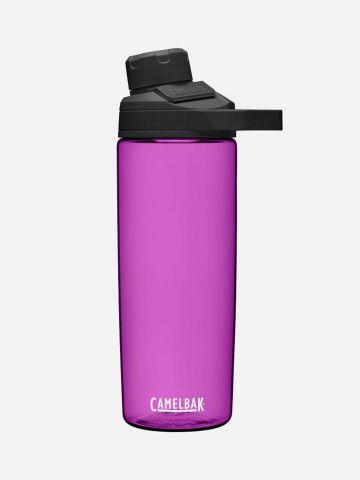 """בקבוק שתייה עם פייה ופקק מגנטי CHUTE / 0.6 מ""""ל של CAMELBAK"""