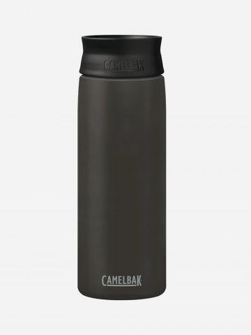 """כוס לשתייה חמה וקרה עם פקק וויסות / 0.6 מ""""ל HOT CAP VAC STN של CAMELBAK"""