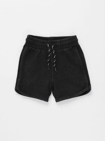 מכנסיים קצרים דמוי ג'ינס / 3M-3Y של FOX